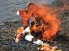 XX Topienie Marzanny na Gichcie 27.03.2010